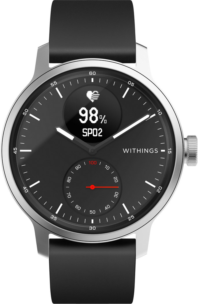 HWA09-model4-all-int42bl WITHINGS SCAN WATCH 42mm schwarz