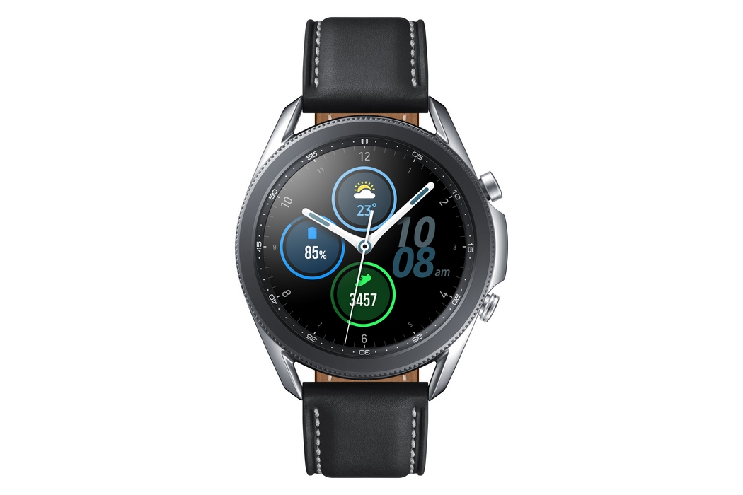 Samsung Galaxy Watch 3 Mystic Silver 45mm Bluetooth