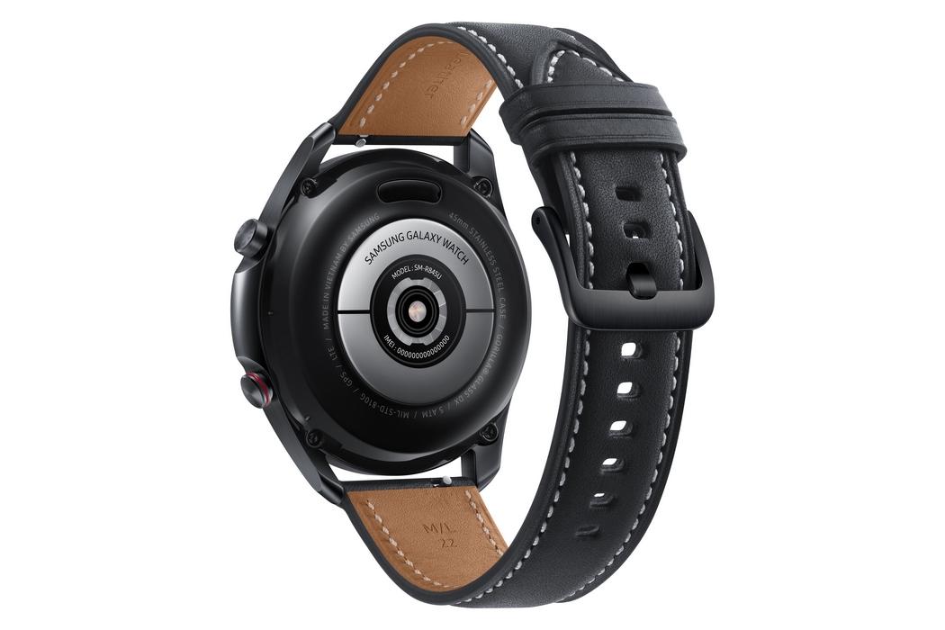 Samsung Galaxy Watch 3 Mystic Black 45mm Bluetooth