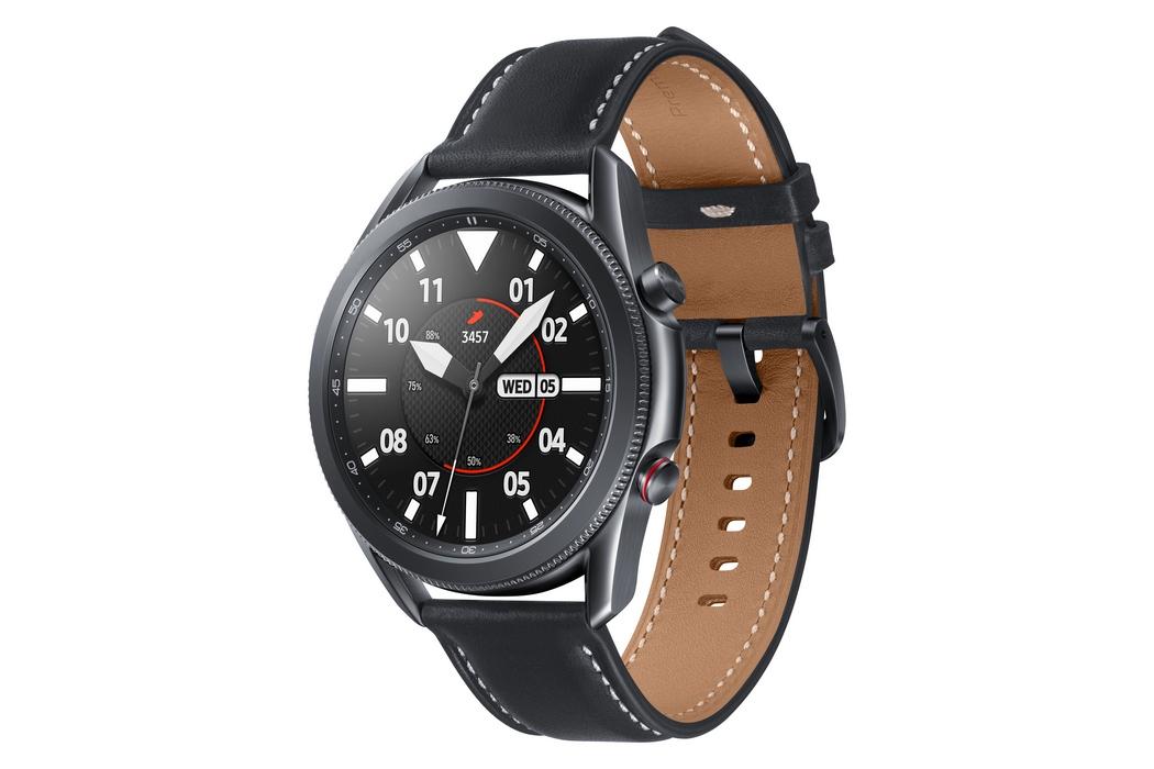Samsung Galaxy Watch 3 Mystic Black 45mm LTE
