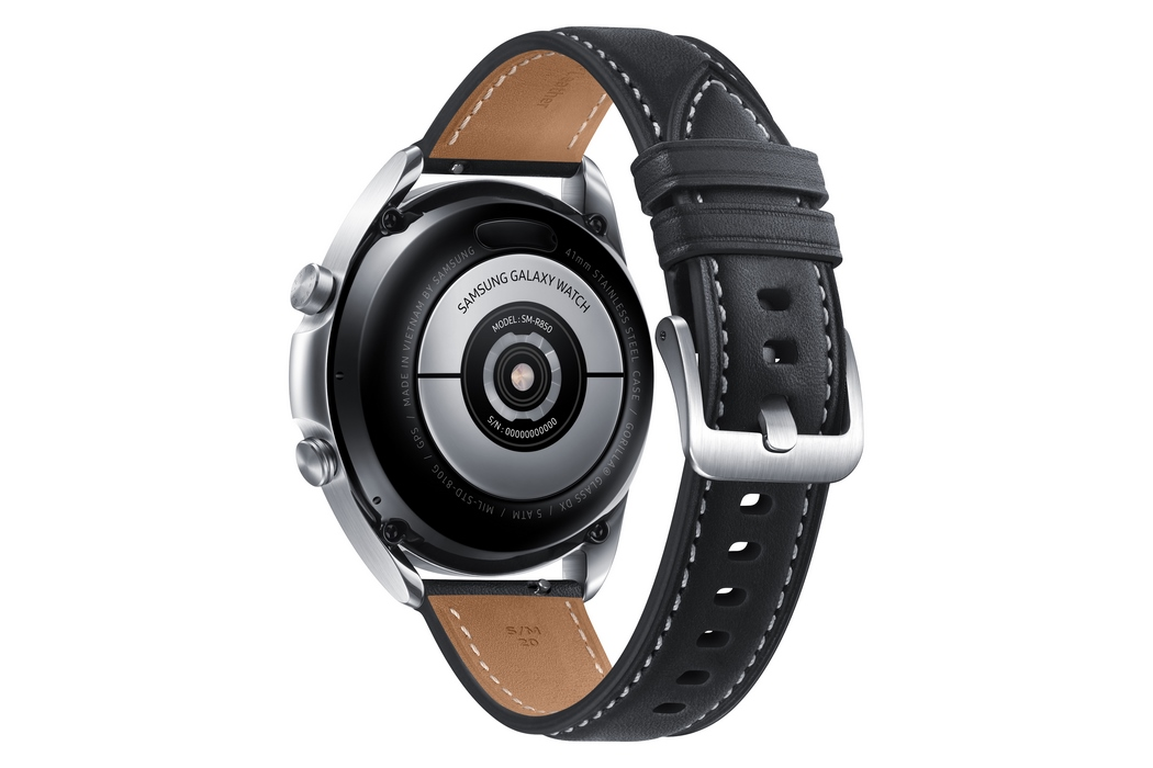 Samsung Galaxy Watch 3 Mystic Silver 41mm Bluetooth