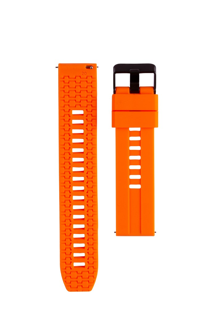 Silikonuhrband SBR-134O/20