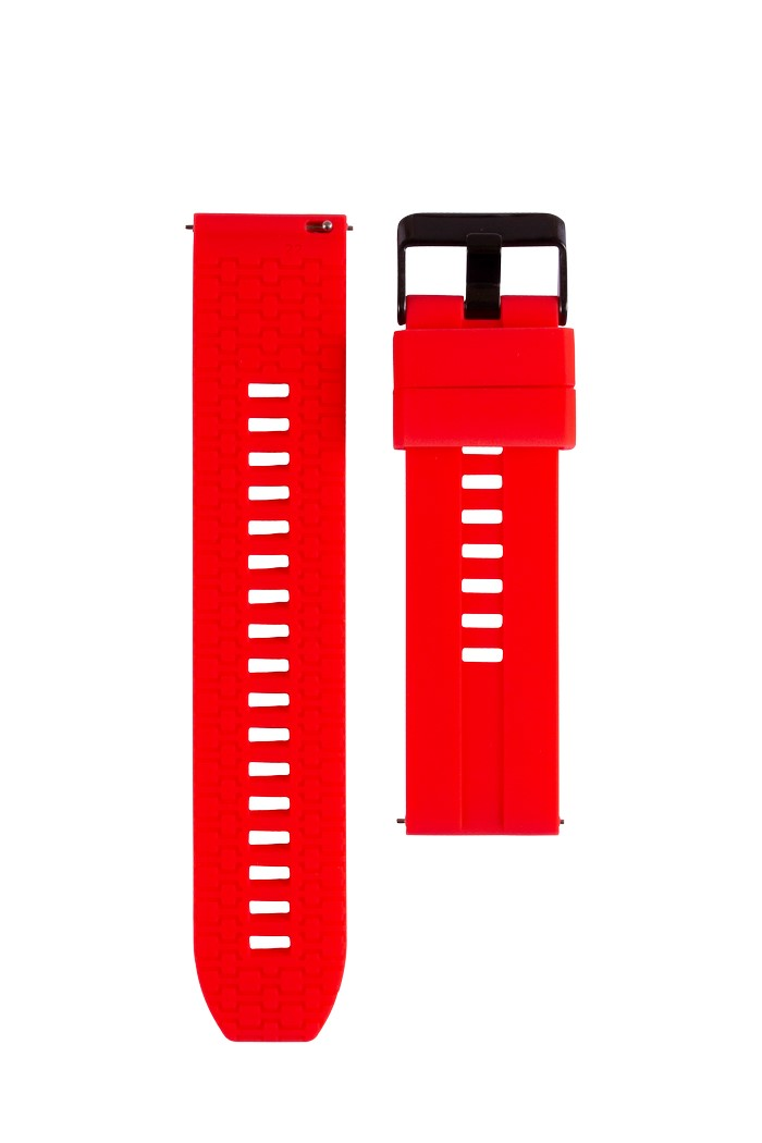 Silikonuhrband SBR-134R/22