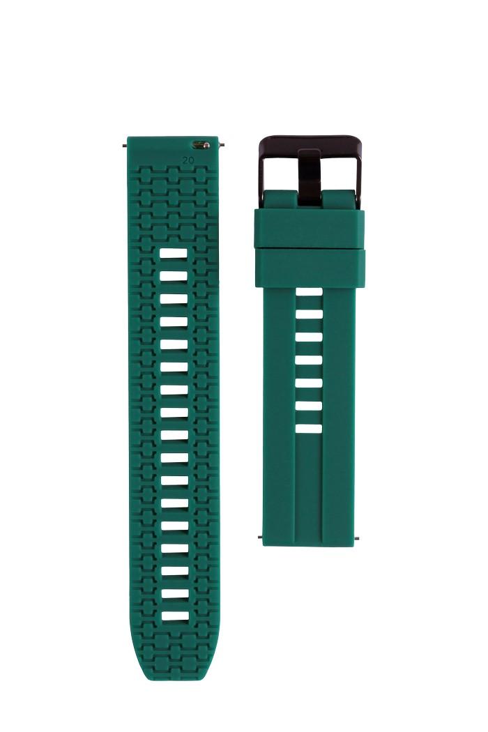 Silikonuhrband SBR-134G/22