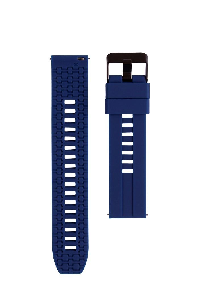 Silikonuhrband SBR-134/20