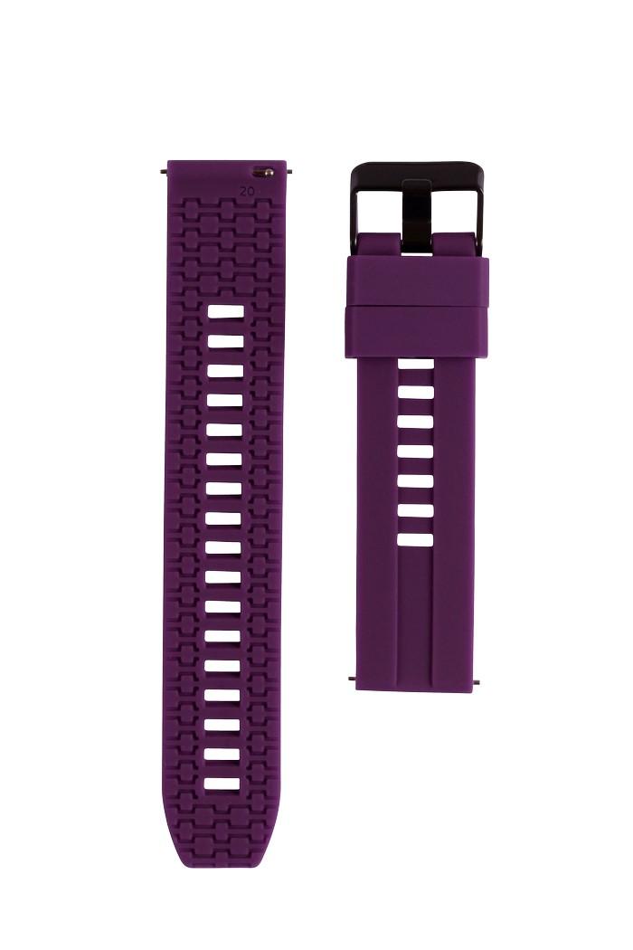 Silikonuhrband SBR-134P/20