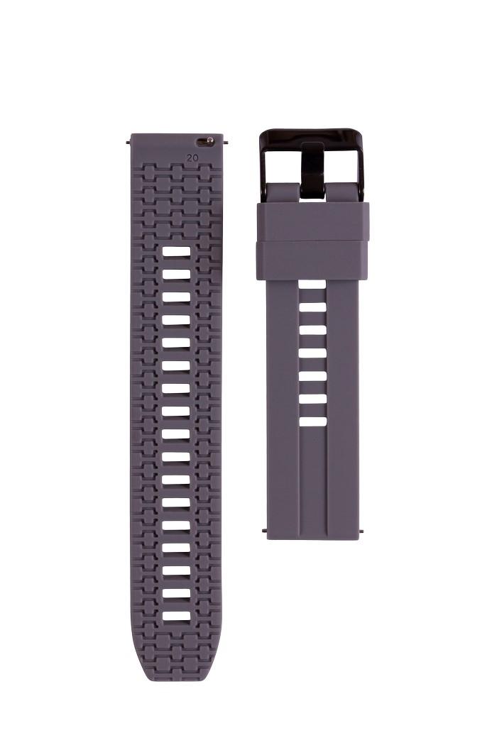 Silikonuhrband SBR-134GY/20